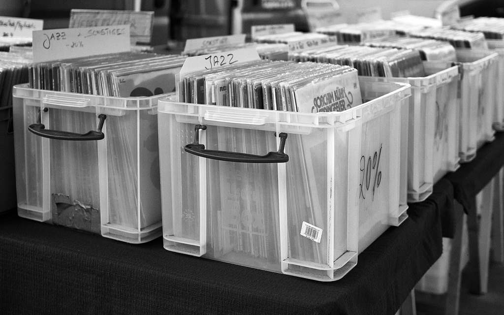 Vinyl on The Rise, no End in Sight